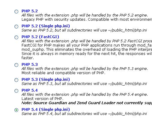 bluehost-php-version2